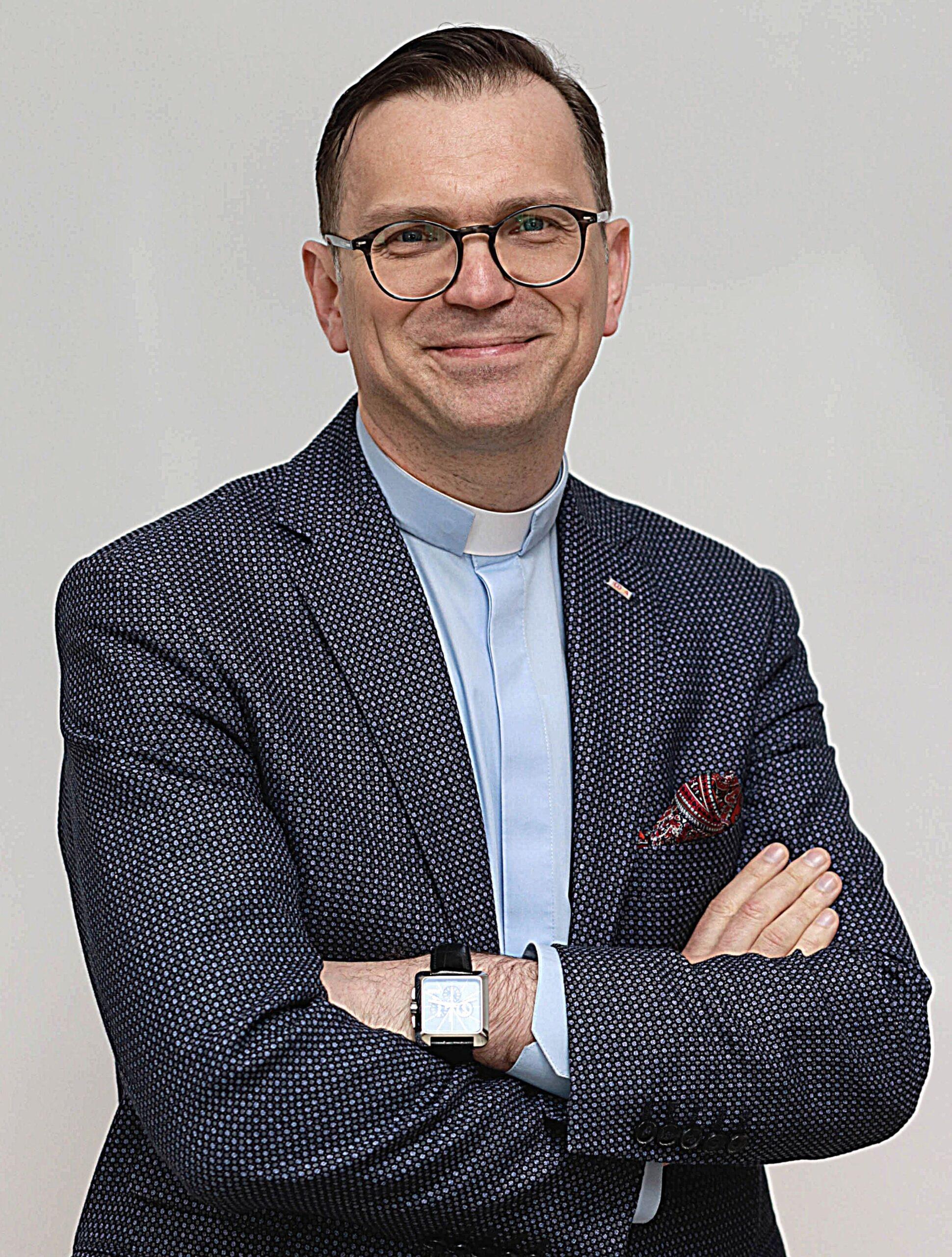 ks. Krzysztof Faber